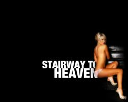 stairway to heaven by ashworkzz