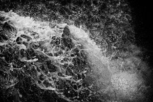 Water in Motion by BlackRoomPhoto
