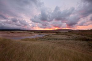 Inverness Dune Sunrise by EvaMcDermott