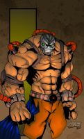 DC wip Bane with Colors by TorruellasArts