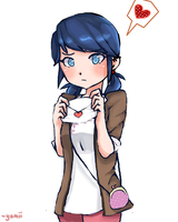 Marinette  by YamiiChann