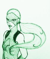 .:YJ Artemis Sketch:. by lolpants98
