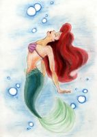 The Little Mermaid by LadyKryptonite294