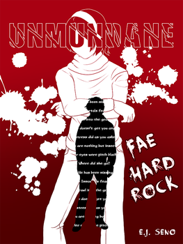 Unmundane Fae Hard Rock Book Cover by UberVestigium