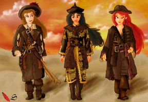New pirate in our life by Sonala