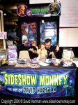 COMICON 2 by sideshowmonkey