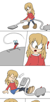 Taiga's Vaccum accident (Part 1) by JuacoProductionsArts