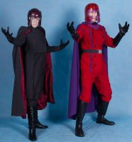 Magneto / Magneto by AhrimanFox