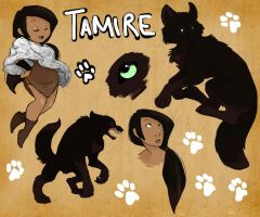 Tamire by Hobbes918