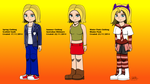 Laura Clothing Set 1 by tulf42
