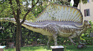 Spinosaurus aegyptiacus by Lynus-the-Porcupine