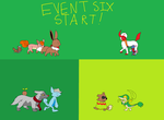 PMD: Event 6 Start! by XfangheartX