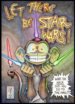 PMD Let There Be Star Wars by tobys-brain