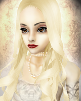 IMVU White Queen by Lestacy