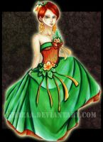 Mother Nature : Melon girl XD by Khazaa