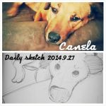 Daily Sketch 2014.9.27 by this-is-vegapunk