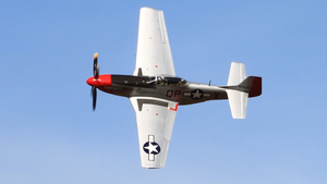 P-51 Mustang (Mustang Sally) by Rooivalk1