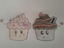 Cupcakes by howcouldyoudothat