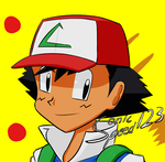 Classic Ash by sonicspeed123