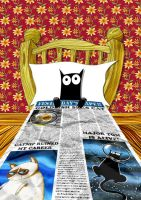 Duvet Cover by scratchproductions