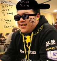 SWAG YOLO Scarra by DailyScarraPictures