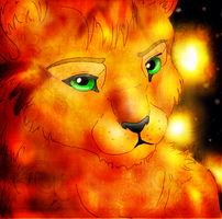 Firestar by icrystalline