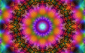 Mandala Mayhem 3 by Don64738