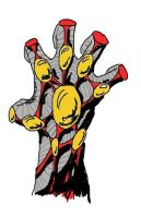 High-tech Glove Concept by ares2012