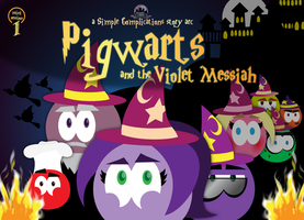 SC: Ch.9 - PIGWARTS AND THE VIOLET MESSIAH by simpleCOMICS
