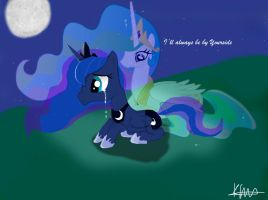 I will always be by your side forever by ConvoyKaiser