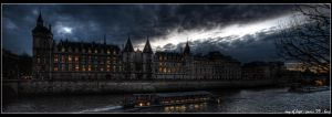 paris - ray of hope by haq