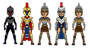 amazons by digikevin10