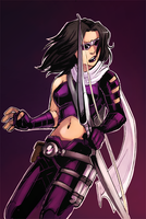 kate - hawkeye by thanoodles