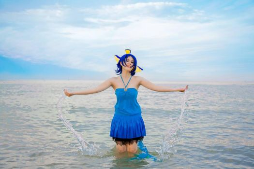 Like the Sea! - Cosplay by Conny93