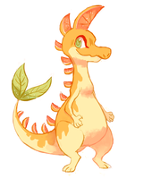 citrusaur by sweating