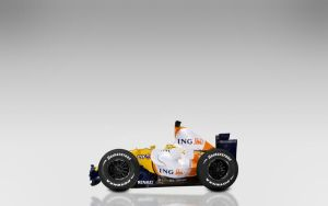 Mini Renault F1 by hamsher