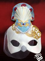 Aphrodite Dove Mask by b3designsllc