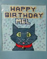 Mel's 25th Birthday Card by BearsBox
