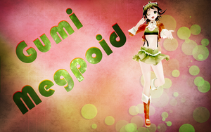 Gumi wallpaper by RiStarr