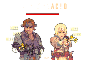 psp adventures: METAL GEAR AC!D by godsavant