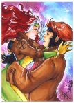 PSC Gambit and Rogue by HanieMohd