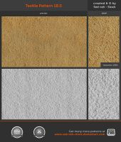 Textile Pattern 18.0 by Sed-rah-Stock