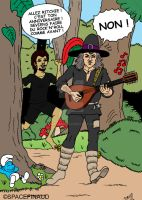 FINAUD ET RITCHIE BLACKMORE by finaud82
