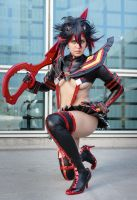 Ryuko Matoi Cosplay: A Once in a Lifetime Chance by Khainsaw