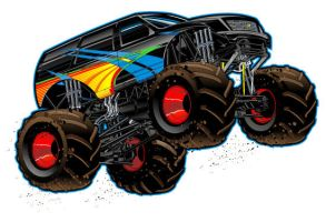 Monster Truck by Bmart333