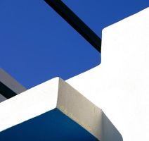 Abstract in Ermoupoli 'B by Thomas-Mifune