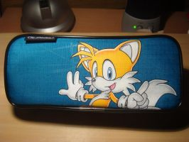 Tails Pencil Case by Sega-Club-Tikal