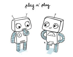 Plug and Play by s4yo