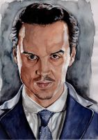 Moriarty by han23