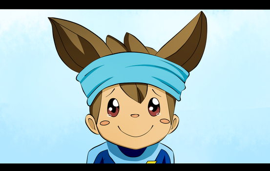 ''Tenma! I was selected!'' by kasanexkagamine